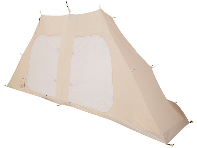 Nordisk Alfheim 19.6 m² Inner Cabin Technical Cotton natural